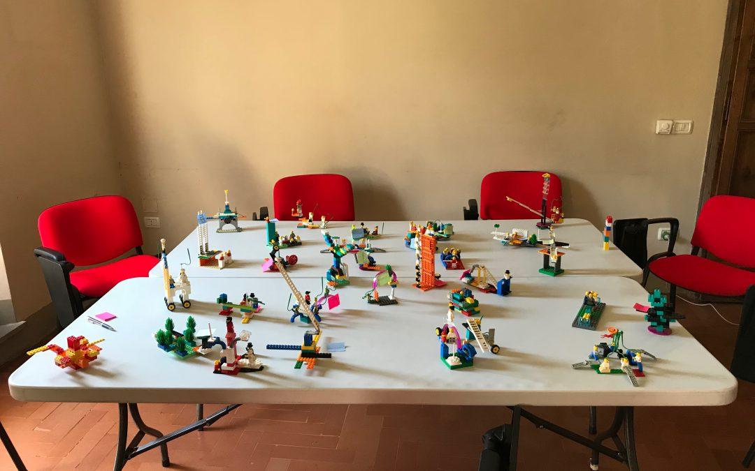 La metodologia LEGO® SERIOUS PLAY® per l'innovazione sociale